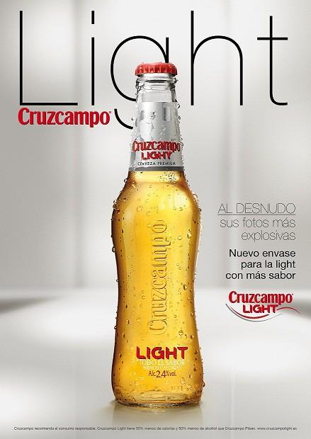 Cervezas bajas en calorías y light